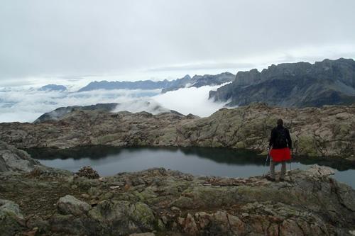 Lac noir Chamonix